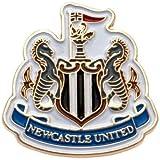 Newcastle Utd NUFC Football Club Metal Pin Badge Shield Crest Logo Official