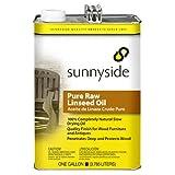 SUNNYSIDE CORPORATION Not Available SUNNYSIDE 873G1 1-Gallon Raw Linseed Oil