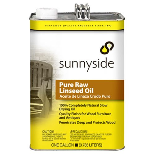 (SUNNYSIDE CORPORATION Not Available SUNNYSIDE 873G1 1-Gallon Raw Linseed Oil)