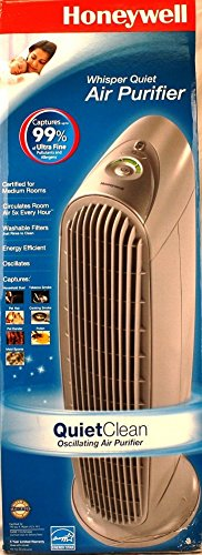 Best Honeywell Quietclean Air Purifier Hfd-123-hd (online)