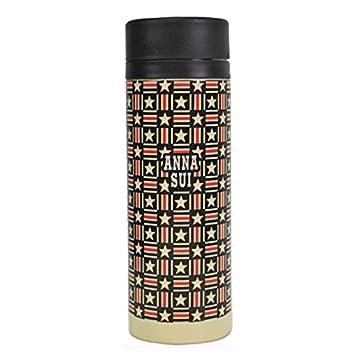 83d26eb392f5 (アナスイ) ANNA SUI タンブラー マイボトル 食器 ロゴ 星 スター モノグラム ステンレス 水筒 [