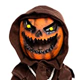 Scary Scarecrow Pumpkin Bobble Head Costume