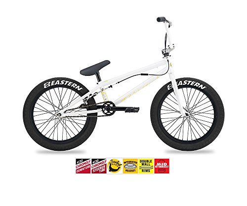 EASTERN ORBIT BMX BIKE 2017 BICYCLE WHITE