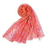 Scarf/ fashion Lady scarf/Shawl/ dual-use extra long shawls-A One Size