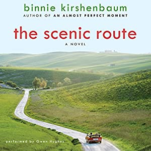 The Scenic Route: A Novel Audiobook