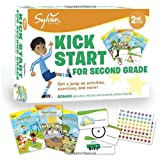 Sylvan Kick Start for Second Grade, Sylvan Learning, 0307946150