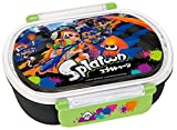 SKATER dishwasher corresponding tight lunch box 360ml Splatoon QA2BA