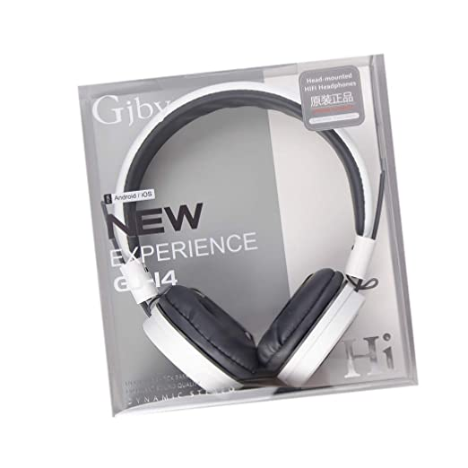 Auriculares, Allskid Moda Joven Estéreo Música Tamaño Ajustable Universal 1.5m Cable Auriculares Headset (