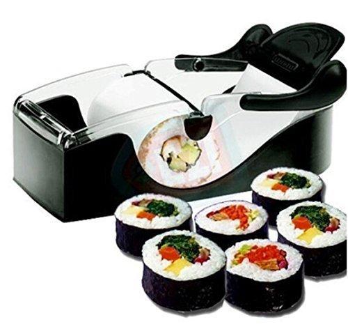 HAWORTHS Sushi Maker Roller equipment Perfect Roll Sushi Machine DIY Easy Kitchen Magic Gadget kitchen - Sushi Easy Rolls