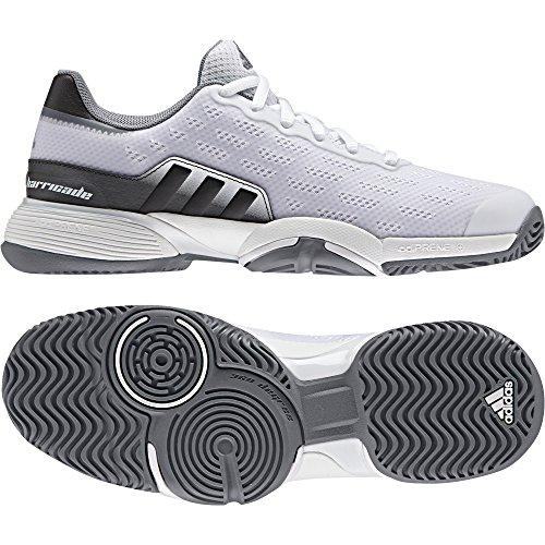 8156be83cdd4c Adidas 2016 Niños nbsp zapatillas Tenis Barricade Para De vvxgr0qw