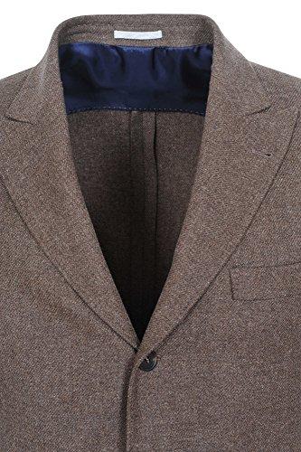 Brunello Cucinelli Blazer Herren Braun Nur Blazer Braun 56 Regular Fit