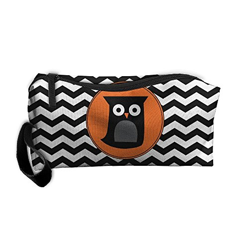 Happy Halloween Toiletry Bag Multifunction Cosmetic Bag Portable Makeup Pouch Travel Hanging Organizer Bag -