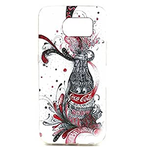 Stylish Innovative Coca Cola Phone Case Custom Phone Cover for Samsung Galaxy S6 Edge Plus