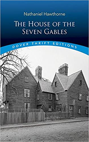Amazon the house of the seven gables dover thrift editions amazon the house of the seven gables dover thrift editions 9780486408828 nathaniel hawthorne books fandeluxe Gallery