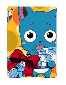 UzbZnVl3481VnKkV Tough Ipad Air Case Cover/ Case For Ipad Air(happy Fairy Tail) / New Year's Day's Gift