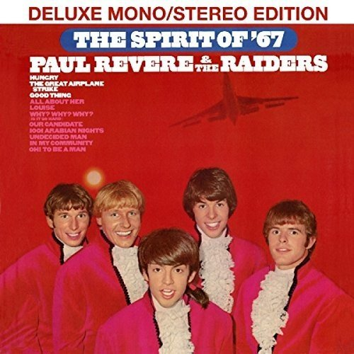 Paul Revere And The Raiders-The Spirit Of 67-REISSUE-CD-FLAC-2016-NBFLAC Download