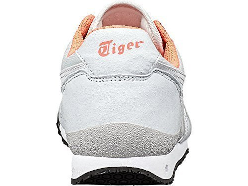 Onitsuka Tiger Ultimate 81 Fashion Sneaker (8 B(M) US, Glacier Grey/White)