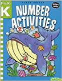 Number Activities: Grade Pre-K-K (Flash Skills), Flash Kids Editors, 1411498887
