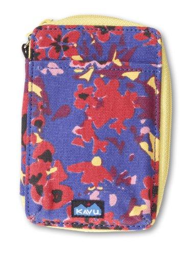 KAVU Funster Wallet, Rose Burst, One Size