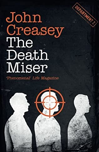 book cover of The Death Miser