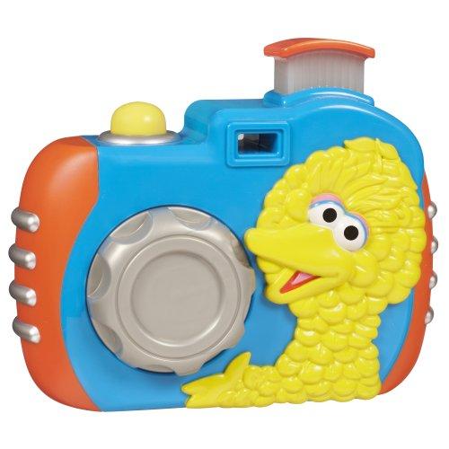 Playskool Sesame Street Big Bird Camera (Playskool Picture)