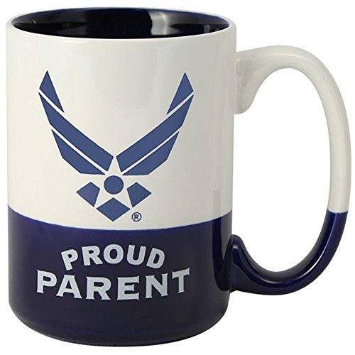 U.S. Air Force proud parent 15 oz. coffee - Coffee Force Air Mug