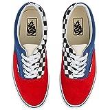 Vans Era Mix-Match Navy/Red/Mult,Size 8.5 M US Women / 7 M US Men