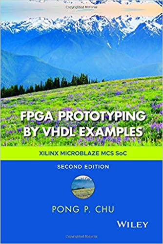 FPGA Prototyping by VHDL Examples: Xilinx MicroBlaze MCS SoC: Amazon.es: Pong P. Chu: Libros en idiomas extranjeros