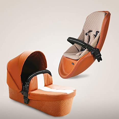 Amazon.com : BLWX - Light Luxury Baby Stroller High Landscape Shock ...