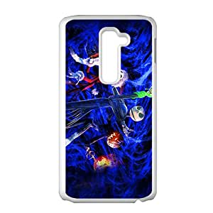 Tim Burton's The Nightmare Before Christmas Design Creative High Quality Tpu Phone Case For LG G2