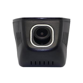 GLB Mini Wifi Full HD 1080p 170 ° Cámara espía para salpicadero de coche, Novatek 96658: Amazon.es: Coche y moto