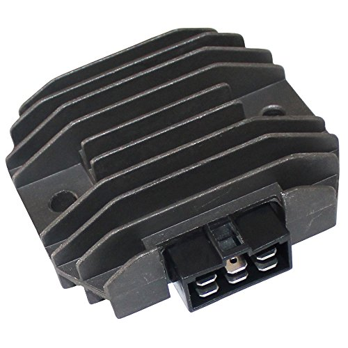 Caltric REGULATOR RECTIFIER FITS KAWASAKI BAYOU 300 - Regulator Rectifier 1995 Kawasaki 1997