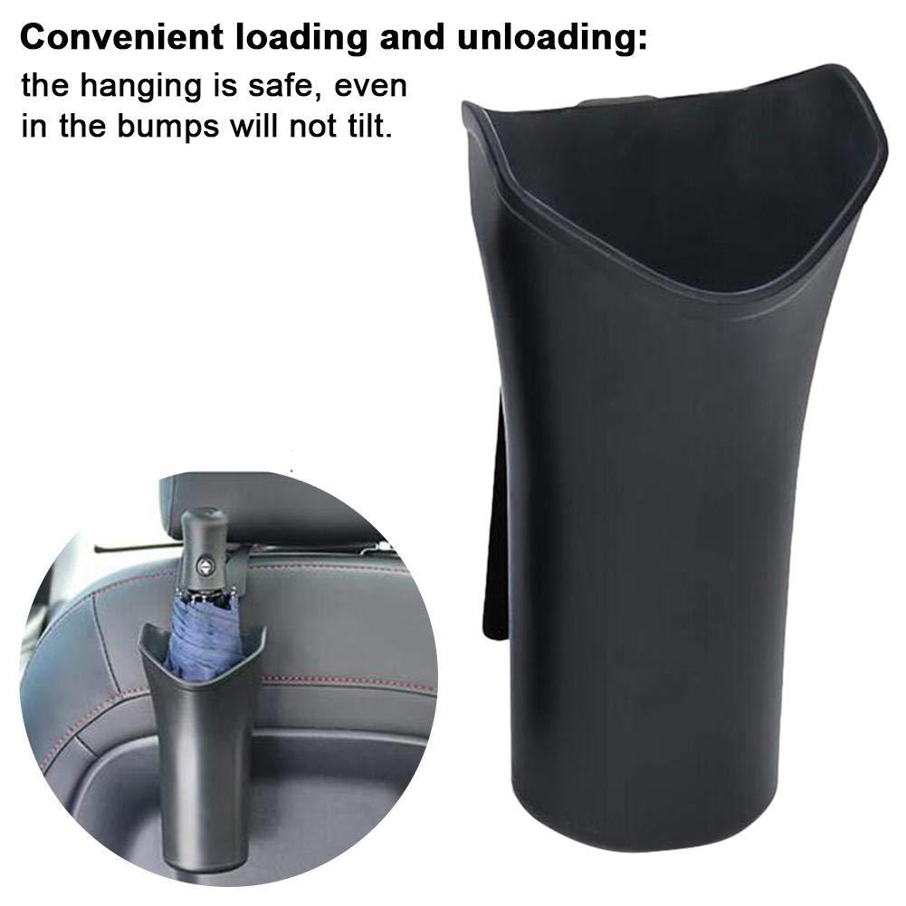 portaombrelli Secchiello per ombrellone per Auto 9,5 19 6,5 cm Custodia Impermeabile Multifunzione innovativa per Secchio