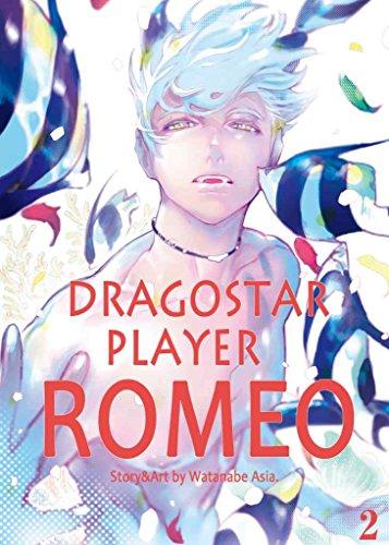 DragoStarPlayer ROMEO Vol.2 (BL fantasy Manga) por Asia Watanabe