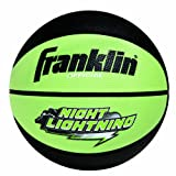 Franklin Sports Night Lightning - Balón de Baloncesto