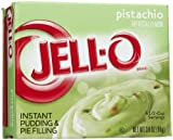 Jell-O Instant Pudding & Pie Filling - Pistachio
