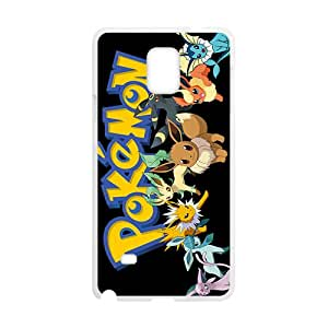 Anime cartoon Pokemon durable Cell Phone Case for Samsung Galaxy Note4