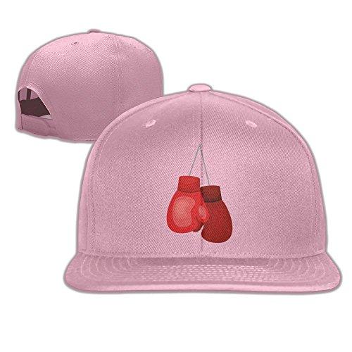 VPausy Boxing Gloves Vintage Falt Hat Adjustable Baseball Cap (Suede Vintage Gloves)