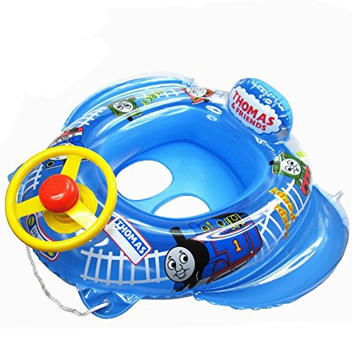 Summer Swimming Inflatable Floating Trumpet