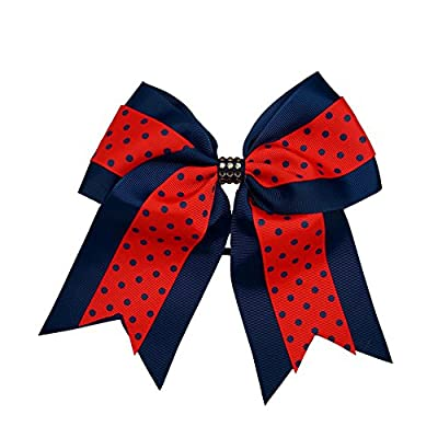 Sports Novelties Hair Bow Ties