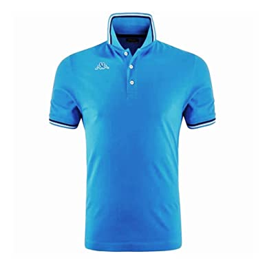 058d3b0507 Kappa Maltax Mens Short Sleeve Retro Classic Polo Shirt  Amazon.co.uk   Clothing