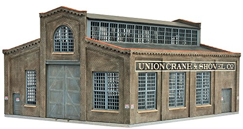 (Walthers, Inc. Union Crane and Shovel Kit, 9-1/2 x 7-1/8 x 4-15/16