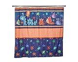Monster Splat - Splats Shower Curtain