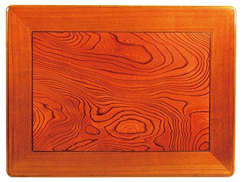 ケヤキ材こたつ板 \u203bこたつ天板のみ (105x75) B01BWL1W02 105x75  105x75