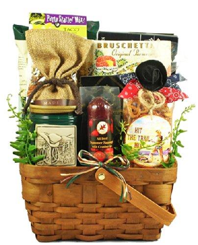 The Duke, Western Themed Gift Basket For Men