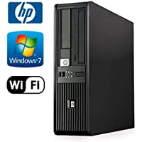 HP DC5800 SFF Desktop - Intel Core 2 Quad 2.13GHz - NEW 1TB HDD - 8GB RAM - Windows 7 Pro 64-bit - WiFi - Dvd-Rom (Prepared by ReCircuit)