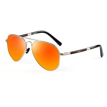 Cielo moderno Gafas Hombres Ms Drive Luz Polarizada Anti-UV ...