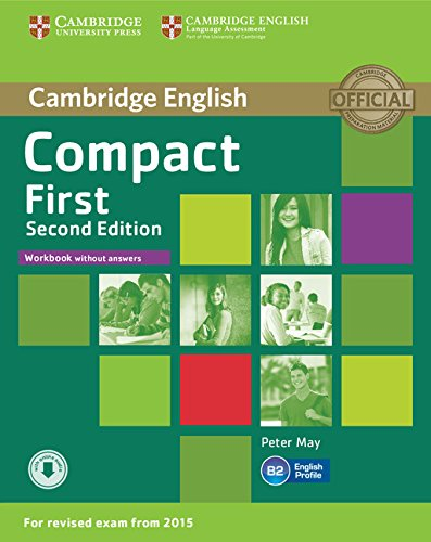 Compact First Workbook without Answers with Audio Second Edition ...