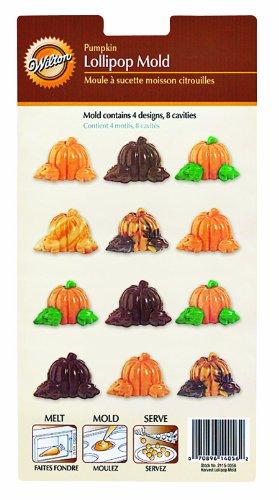 Wilton Pumpkin Candy