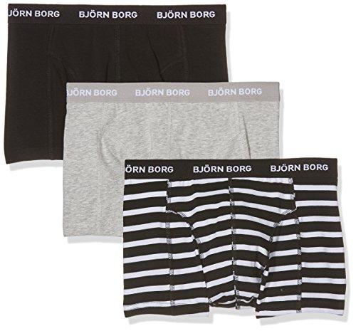 bjorn-borg-mens-bb-stripe-short-shorts-3-pack-black-xx-large